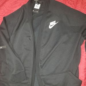 Women's Nike Sportswear Rally Cardigan Black